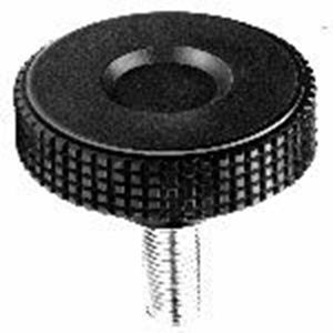 Picture for category Knurled Plastic Knobs with Stud by ELESA®